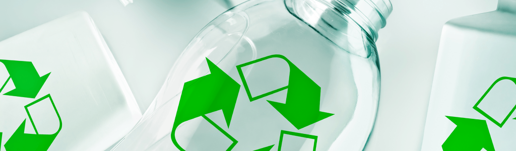 Recycled Bottle Icon